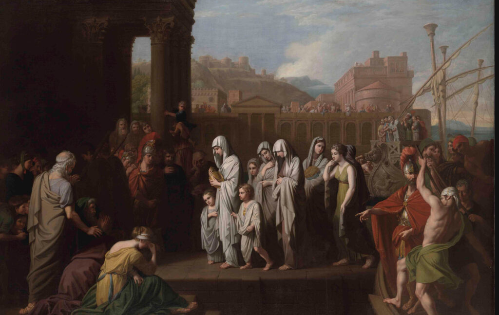 agrippina-landing-at-brundisium-with-the-ashes-of-germanicus